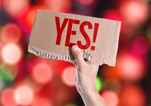Hashem says yes