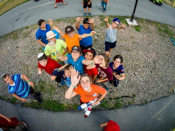 Overhead Kids